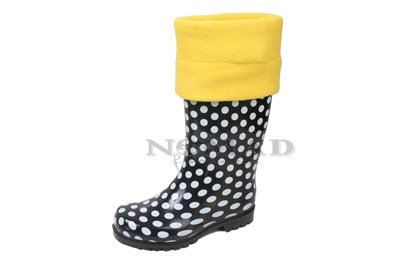 Boot Warmers - Yellow