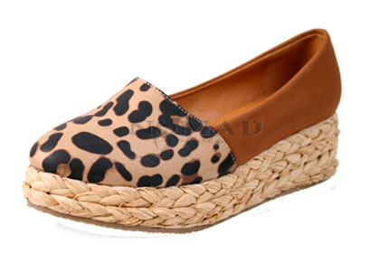 Pina Colada - Tan/Brown Leopard