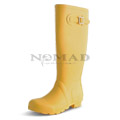 View detail information about 'Hurricane III - Matte Yellow' - Boots