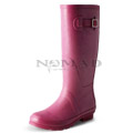 View detail information about 'Hurricane III - Matte Berry' - Boots
