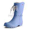 View detail information about 'Kelly B - Slate Blue' - Boots
