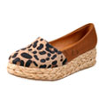 View detail information about 'Pina Colada - Tan/Brown Leopard' - Heels & Wedges