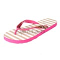 View detail information about 'Flare - Pink Stripe (Special Pair)' - Sandals