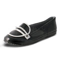 View detail information about 'Mist - Black/White (Special Pair)' - Flats