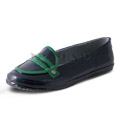 View detail information about 'Mist - Navy/Green' - Flats