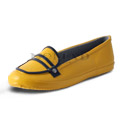 View detail information about 'Mist - Yellow/Navy' - Flats