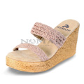 View detail information about 'Newport - Taupe' - Heels & Wedges