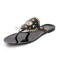 View detail information about 'Jujube - Black' - Sandals