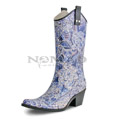 View detail information about 'Yippy III - Blue Indigo' - Boots